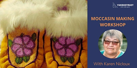 Sew Your Own Moccasins tickets