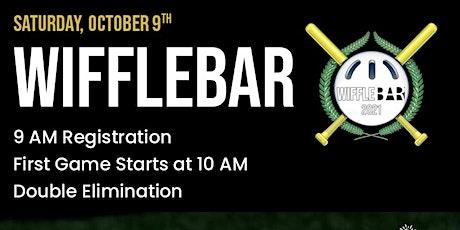 WiffleBAR Tournament 2021 billets