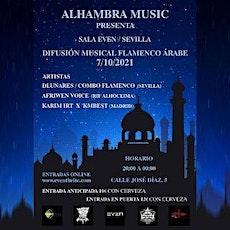 Musical Árabe-Andaluz tickets
