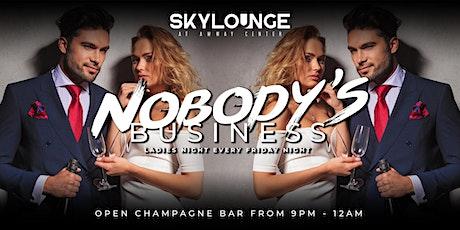 Friday Night, Ladies Night at Sky Lounge tickets