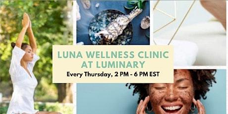 Luna Wellness Launch at Luminary tickets