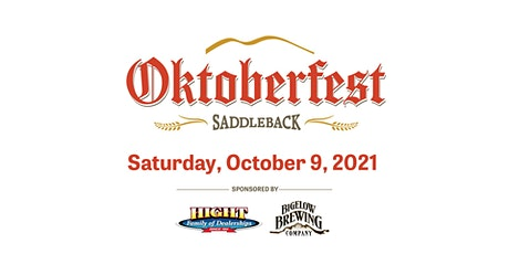 Oktoberfest at Saddleback with the Mallett Brothers Band tickets