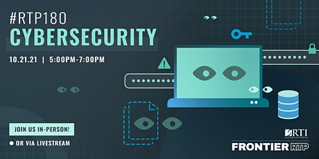 RTP180: Cybersecurity tickets