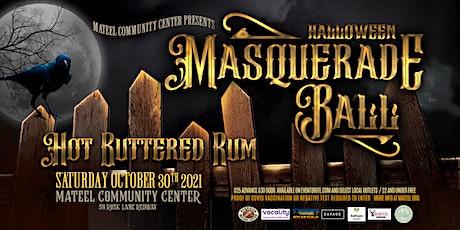 Halloween Masquerade Ball:  Hot Buttered Rum with Absynth Quartet, Twango tickets