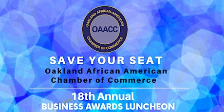 18th Annual Business Awards Luncheon tickets
