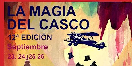 LA MAGIA DEL CASCO 12ª EDICIÓN entradas