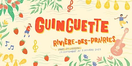Guinguette de Rivière-des-Prairies billets
