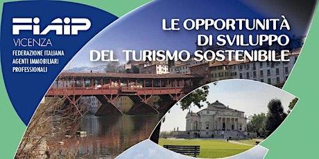 Le opportunità di sviluppo del turismo sostenibile biglietti