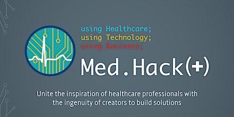 Med.Hack(+) 2021 Hybrid Hackathon tickets
