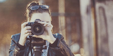 Culture Days Photography Workshop with George Wang tickets