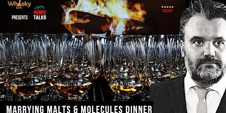 Whisky EDU: Molecular Whisky Pairing Dinner tickets