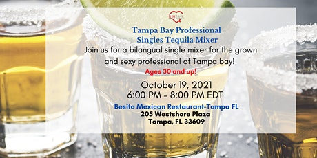 Tampa Bay  Professional Singles Tequila Mixer tickets