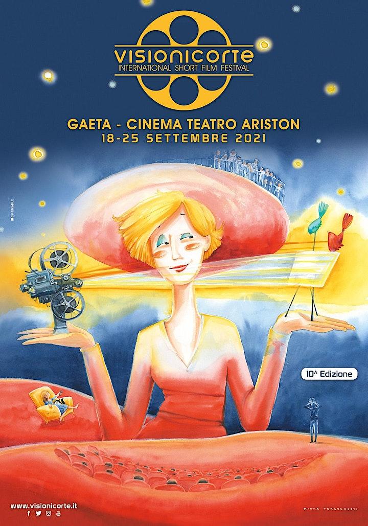 """Immagine Visioni Corte Film Festival - Presentazione libri """"Visioni di Cinema"""""""
