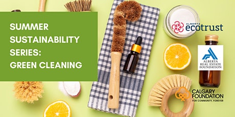 Summer Sustainability Series - Green Cleaning tickets