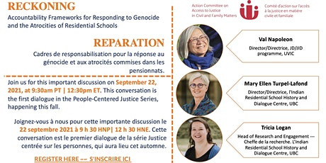 Reckoning: Accountability Frameworks for Responding to Genocide tickets