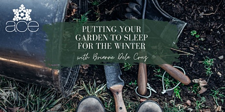 Putting the Garden to Bed tickets