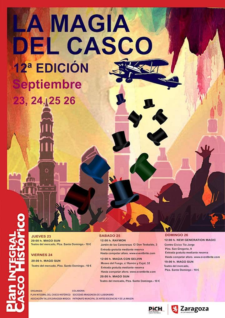 Imagen de LA MAGIA DEL CASCO 12º EDICIÓN