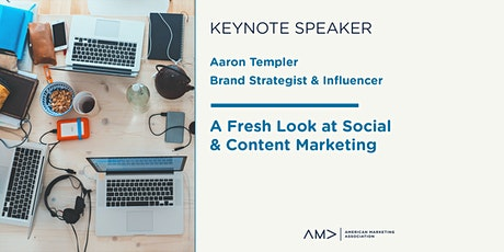 A Fresh Look at Social & Content Marketing tickets