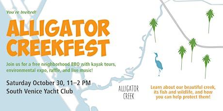 Alligator Creekfest tickets