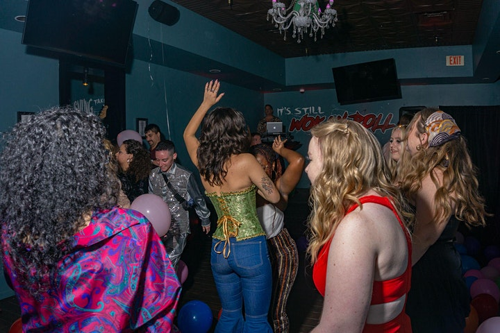 Studio 54 Revival Disco Party-An Iconic,Legendary Party Comes to Scottsdale image