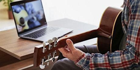 Yosemite Virtual Songwriting Retreat (Autumn 2021) tickets