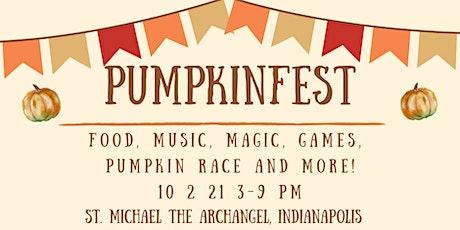 4th Annual  Pumpkinfest tickets