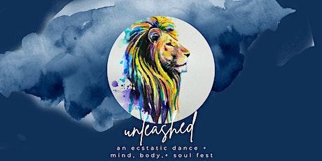 Unleashed: an Ecstatic Dance + Mind, Body, + Soul Fest tickets