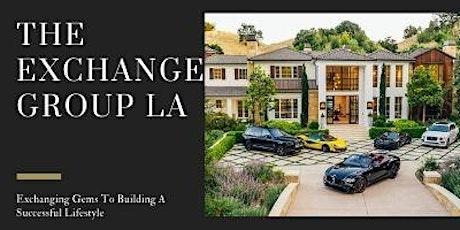 The Exchange Group LA tickets