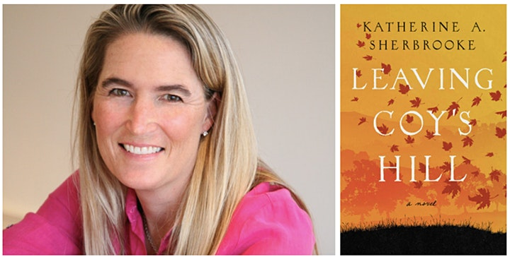 Author Talk: An Evening with Katherine Sherbrooke image
