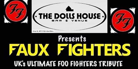 Faux Fighters tickets
