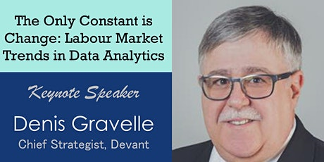 The Only Constant is Change: Labour Market Trends in Data Analytics tickets