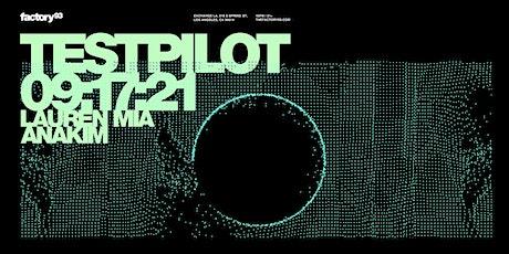Testpilot tickets