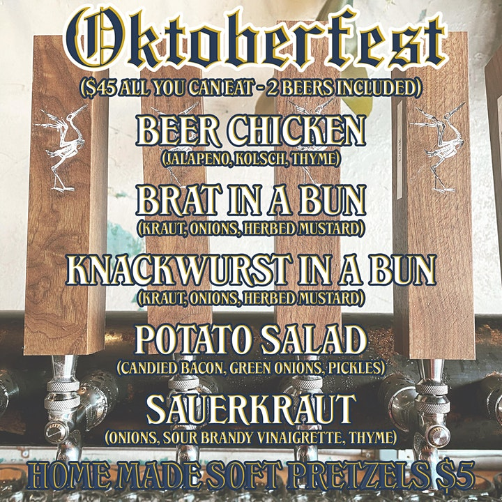 Oktoberfest 2021 image