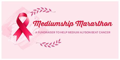 Mediumship  Marathon (Online Event) tickets
