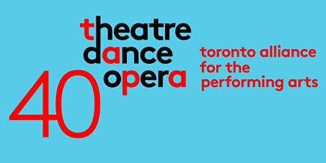 All The City's A Stage: RAISING THE CURTAIN ON THE TORONTO THEATRE SCENE tickets