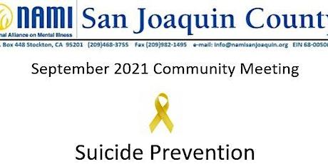 Suicide Prevention Presentation! tickets