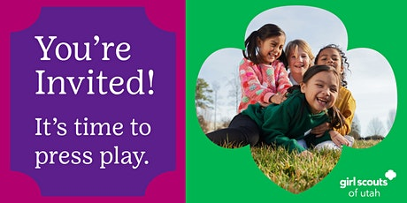 All About Girl Scouts Virtual Event tickets