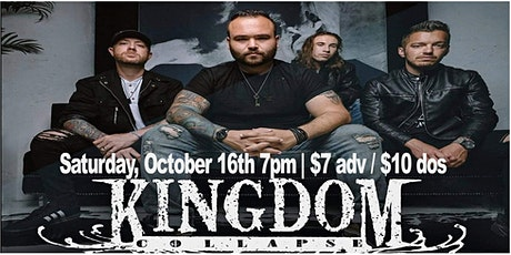 KINGDOM COLLAPSE at Bigs Bar Live tickets