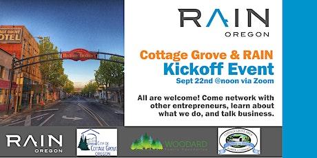 Cottage Grove & RAIN Kickoff Event tickets