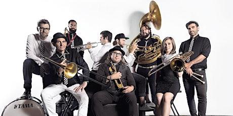 Jazz Mafia Presents Sundays Live @ Manny's: Brass Mafia tickets