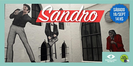 Visita Guiada - Castillo de Sandro - 18/09  14ha entradas