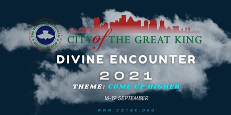 Divine Encounter 2021- Come Up Higher tickets