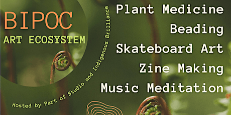 BIPOC Art Ecosystem Workshop 3: Skateboard Decoration with Ryme and Taylor tickets