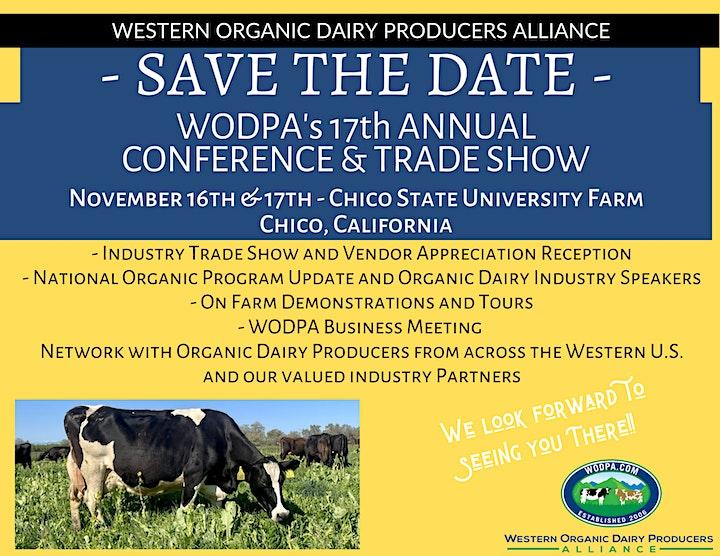 2021 WODPA Conference - General Registration image