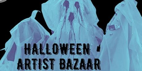Halloween Artist Bazaar in Downtown Vista tickets