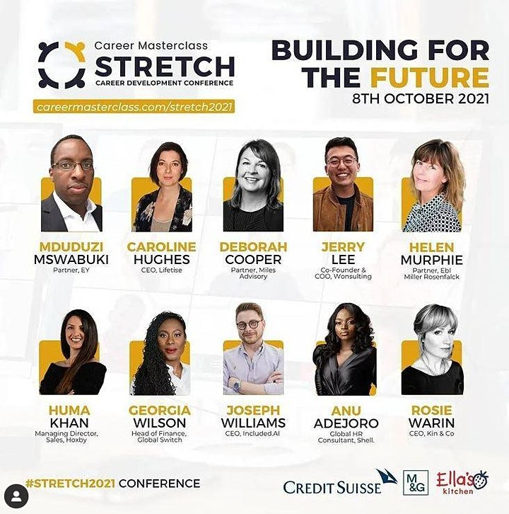 STRETCH Conference: Building for the Future image