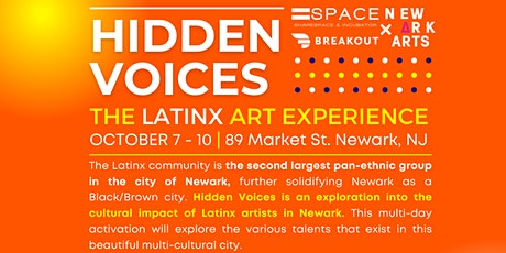 Hidden Voices tickets