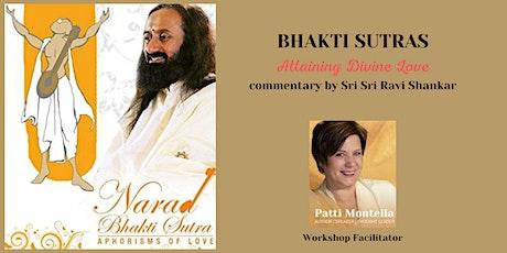 Bhakti Sutras Online Workshop tickets