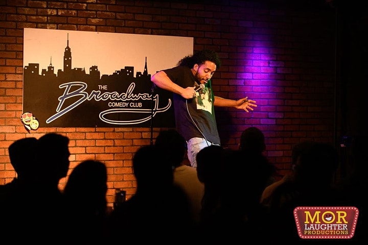 """Stand Up Comedy Show- """"Best Of Comedy"""" at Broadway Comedy Club  - October 1 image"""