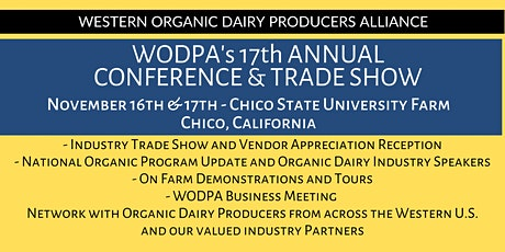 2021 WODPA Conference - General Registration tickets